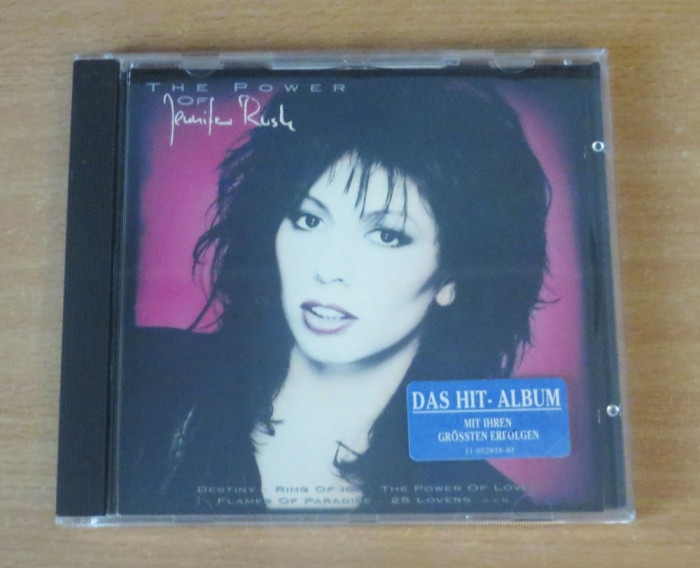 Jennifer Rush - The Power Of Jennifer Rush CD (1991) foto mare