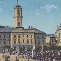 BUCOVINA, CERNAUTI, PRIMARIA - Carte Postala Bucovina dupa 1918, Circulata, Printata