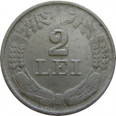 ROMANIA, 2 LEI 1941 (1) - Moneda Romania, Zinc