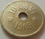 Moneda 10 Bani - ROMANIA, anul 1905 *cod 4042