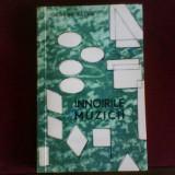 George Balan Innoirile muzicii, editie princeps - Carte Arta muzicala