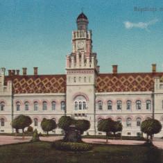 BUCOVINA, CERNAUTI, RESEDINTA METROPOLITANA, CIRCULATA 1929 - Carte Postala Bucovina dupa 1918, Printata
