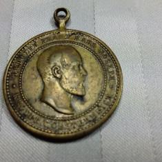 RUDOLPH FRANZ KARL JOSEPH -MEDALIE DE INMORMANTARE -21 AUG. 1858 - 3O IAN. 1889, Europa