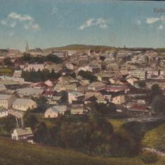 BUCOVINA, CERNAUTI, VEDERE GENERALA, CIRCULATA 1921 - Carte Postala Bucovina dupa 1918, Printata