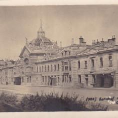 BUCOVINA, CERNAUTI, GARA DIN CERNAUTI - Carte Postala Bucovina dupa 1918, Necirculata, Fotografie
