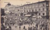 BUCOVINA , CERNAUTI  PIATA 1912 , EDITURA MORITZ GOTTLIEB BUCHHANDLUNG ,CERNAUTI, Circulata, Printata