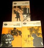 Iluzii pierdute - Balzac, roman clasic francez, 3 volume colectia BPT 1976