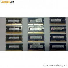 Memorie laptop 1 GB DDR2 Samsung 2Rx16 PC2-5300S-555-12-E3 - Memorie RAM laptop, 667 mhz, Dual channel