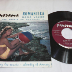 DISC VINIL KATIA VALERE-ROMANTICA RARITATE!!!1960 STARE EXCELENTA - Muzica Jazz