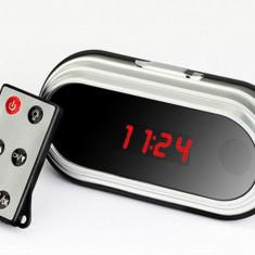 NOU! Ceas de masa cu camera ascunsa FullHD HDMI - Gadget supraveghere