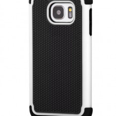 Husa Samsung Galaxy S7 / S7 EDGE alba ARMOR - Husa Telefon, Gel TPU, Carcasa