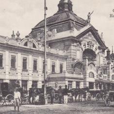 BUCOVINA, CERNAUTI, GARA PRINCIPALA - Carte Postala Bucovina dupa 1918, Necirculata, Printata