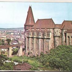 Bnk cp Hunedoara - Castelul Corvinestilor - necirculata - Carte Postala Transilvania dupa 1918, Printata