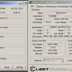 Procesor unitate PC Intel i3-550 socket 1156 3.20Ghz 4MB - Procesor laptop
