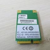 Placa wireless AR5BXB63 Acer Aspire 7520 Produs functional 10099DA