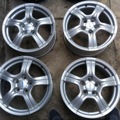 "Jante Alutec 17"" 5x112, VW, Seat, Skoda, Audi, Mercedes - Janta aliaj Alutec, Numar prezoane: 5"