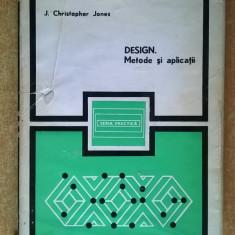 J. Christopher Jones - Desing. metode si aplicatii