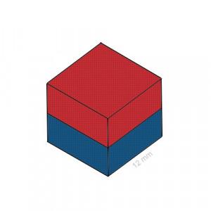 Magnet neodim puternic cub 12 mm ndfeb neodymium