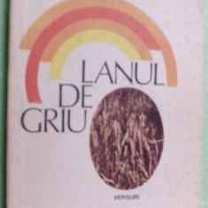 FLOREA MIU - LANUL DE GRAU (VERSURI, 1987) [dedicatie / autograf] - Carte poezie