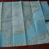 Harta Spania si Portugalia ( Spain and Portugal ) National Geographic !!!
