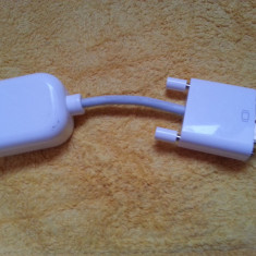 Adaptor Apple DVI to Video Adapter M9267G - Adaptor laptop