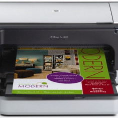 Imprimanta A3 Color Hp OfficeJet K8600, 35 ppm, Rezolutie de printare color 4800 x 1200 dpi - Imprimanta laser color