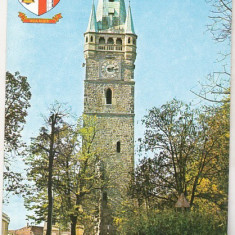 Bnk cp Baia Mare - Turnul Stefan - necirculata - Carte Postala Maramures dupa 1918, Printata