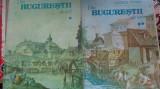 Din Bucurestii de ieri 2 vol./an 1990/898pag./ilustratii- George Potra