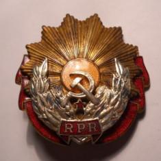 Ordinul Muncii Clasa 1 RPR