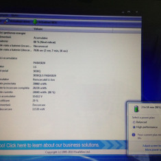 BATERIE LENOVO G555 G550 G530 G430 11, 1V 5200MAH 71%LIFE AUTONOMIE + 2 ORE - Baterie laptop Lenovo, 6 celule