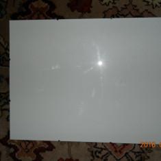 Lot 3 rame grafica-2buc.sticla/pfl,cu cleme,1buc.rama metalizata,dim.40x50cm