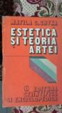 Estetica si teoria artei an 1981/ag.+100planse- Matila Ghyka