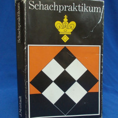 CARTE SAH / JAKOW NEISTADT - SCHACHPRAKTIKUM - BERLIN - 1983