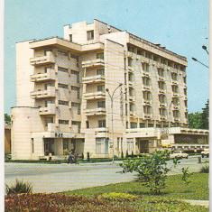 Bnk cp Botosani - Hotel Rapsodia - necirculata - Carte Postala Moldova dupa 1918, Printata