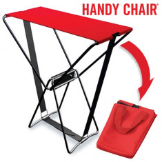 Scaun Pliabil Handy Chair - Mobilier camping