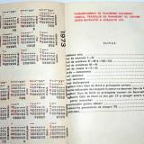LOT 2 GHIDUL TRASEELOR DE TRANSPORT IN COMUN /ITB - 1973 SI 1982 + HARTA