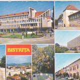 Bnk cp Bistrita - Vedere - necirculata - Carte Postala Transilvania dupa 1918, Printata