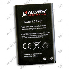 Acumulator Allview L5 Easy swap, Li-ion
