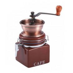 Rasnita manuala pentru cafea KingHoff recipient ermetic ceramica - Rasnita Cafea