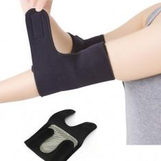 Suport Magnetic elastic pentru cot cu turmalina
