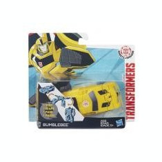 Jucarie Transformers Robots In Disguise 1-Step Changers Patrol Mode Bumblebee - Roboti de jucarie