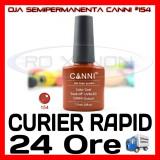 OJA SEMIPERMANENTA (PERMANENTA) OXIDE BROWN #154 CANNI - MANICHIURA UV