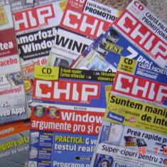 Reviste CHIP - Revista IT
