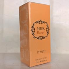 Apă de toaletă lejeră Miss Happy (Oriflame) - Parfum femeie Oriflame, 75 ml