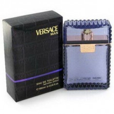 Versace Versace Man EDT 100 ml pentru barbati - Parfum barbati Versace, Apa de toaleta