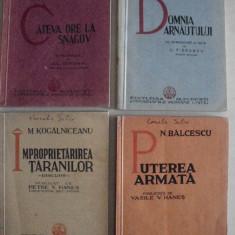 LOT 4 CARTI VECHI - Carte veche