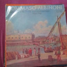 Vinil mare tommaso albinoni - Muzica Opera Altele