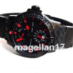 Maxi Marine Diver Black Sea ! ! ! Cea Mai Buna Calitate ! - Ceas barbatesc, Lux - elegant, Mecanic-Automatic, Inox, Cauciuc, Data
