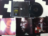 Eric Clapton Unplugged CD disc muzica rock blues editie vest mapa texte foto
