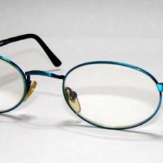 Rame ochelari vedere O Marines mod 5117 46 BL/LU(21), Femei, Colorate, Ovale, Metal, Rama intreaga